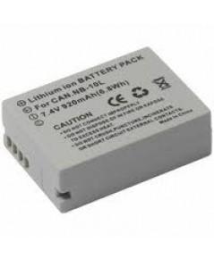 แบตเตอรี่กล้องดิจิตอล Canon NB-10L Battery for Canon Digital Camera PowerShot G1 X