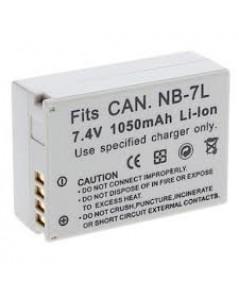 แบตเตอรี่กล้องดิจิตอล Canon NB-7L Battery for Canon Digital Camera Digital PowerShot G10