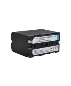 แบตเตอรี่กล้องดิจิตอล Sony-F960 F970 Battery for Sony Camcorder Camera CCD-TRV26E CCD-TRV36E