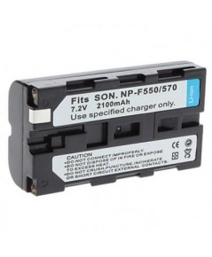 แบตเตอรี่กล้องดิจิตอล Sony-F550 Battery for Sony Camcorder Camera CCD-RV100 CCD-RV200 CCD-SC5