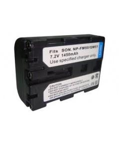 แบตเตอรี่กล้องดิจิตอล Sony-FM50/FM55H Battery for Sony Camcorder Camera CCD-TR108  CCD-TR208