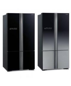 ตู้เย็น HITACHI R-WB600PB