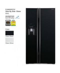 ตู้เย็น HITACHI R-S600GP2TH