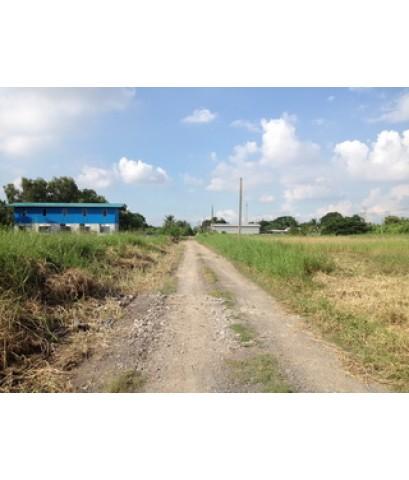 ที่ดินเปล่า 200 วา ถนนหทัยราษฎร์ ซอย 39 (ซอยวัดแป้นทอง) มีนบุรี กรุงเทพ 2.8 ล้าน