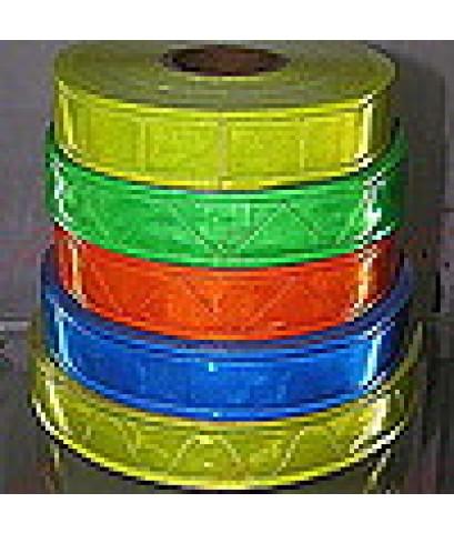 แถบสะท้อนแสง PVC (Reflective Ribbon)