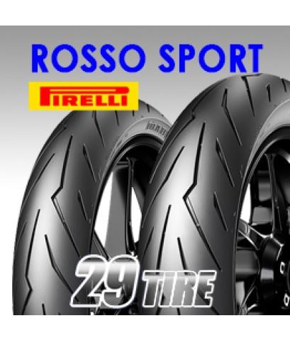 ยางนอก Pirelli รุ่น Rosso Sport ขอบ 17