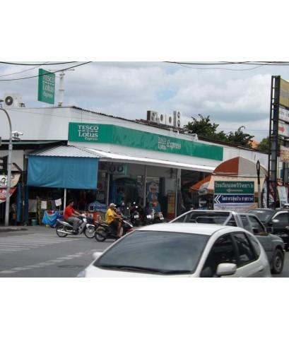 (บ้านเช่าไปแล้ว) บ้านเช่าลาดพร้าว71 / HOME OFFICE  ให้เช่า ติดถนนซอยสตรีวิทยา2 กว้างขวางหลังหัวมุม