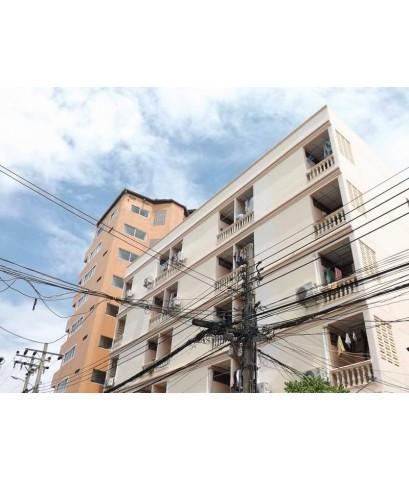 (ขายไปแล้ว) ขายอพาร์ทเม้นท์รัชดา / อยากขายด่วน อพาร์ทเม้นท์ใกล้ BigC-โรบินสัน รัชดา MRT ห้วยขวาง