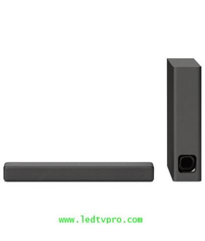 SONY รุ่น HT-MT300 2.1ch Soundbar กะทัดรัดพร้อมเทคโนโลยี Bluetooth