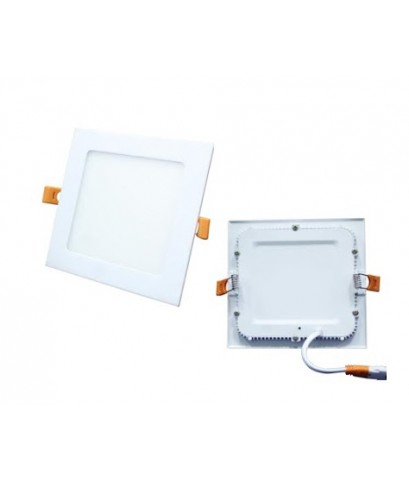 3E LIGHTING LED DOWN LIGHT SQUARE 9W 6500K