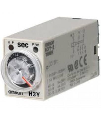 OMRON H3Y-4 100-120 VDC ราคา 831.06 บาท