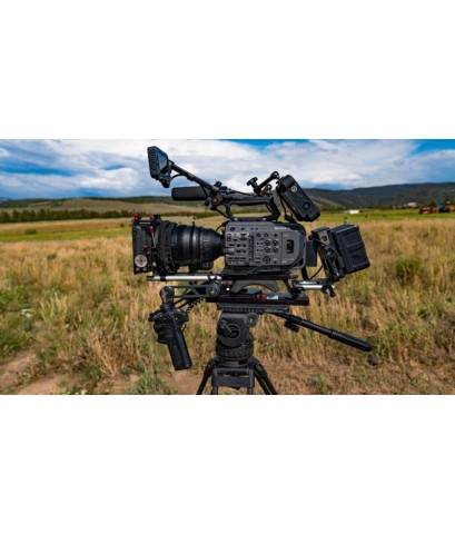 SONY PXW-FX9 full-frame 6K sensor camera with Fast Hybrid AF
