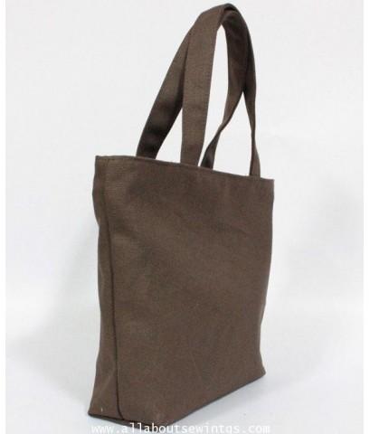 กระเป๋าถือผ้าแคนวาส