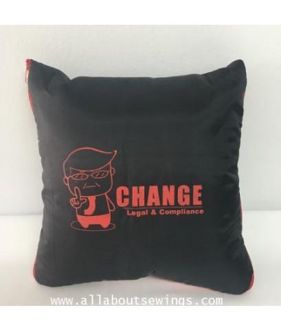 หมอนผ้าห่ม ผ้าโพลี - CHANGE