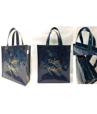 กระเป๋าผ้าพีวีซี เเก้ว งาน RICOH