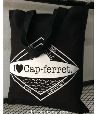 ถุงผ้าดิบช๊อปปิ้ง เเคนวาส - Caferet