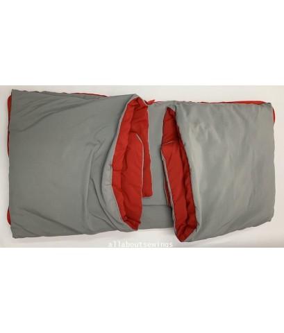 หมอนผ้าห่ม พับได้ MUSASHI