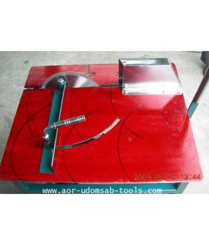 โต๊ะเลื่อยตัดอลูมิเนียม ขนาดใบ 10 นิ้ว (ไม่รวมมอเตอร์และใบเลื่อย)