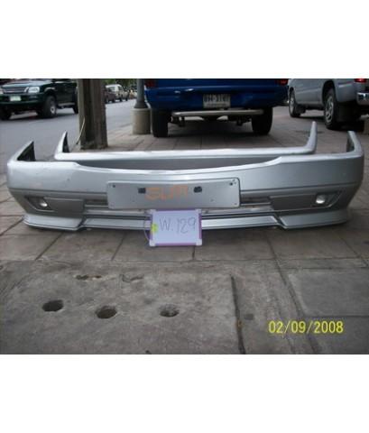 กันชนหน้า Mercedes-Benz W 129  2D สภาพสวยๆ