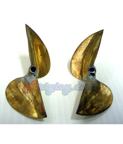 ใบพัดทองเหลือง  เรือ EP (FTN)