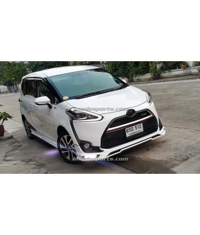 ชุดแต่ง Toyota Sienta ZEUS