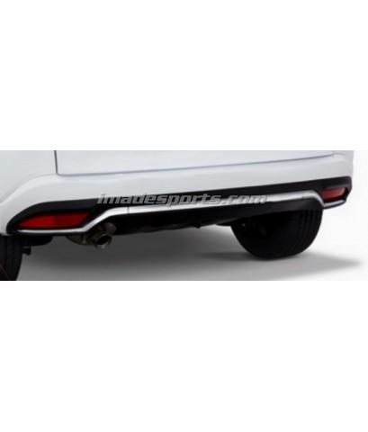 คิ้วกันชนท้าย HRV RS elegance style (2018-2020)