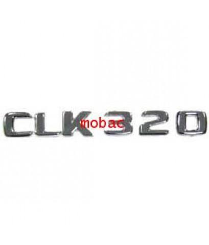 ตัวเลข CLK320