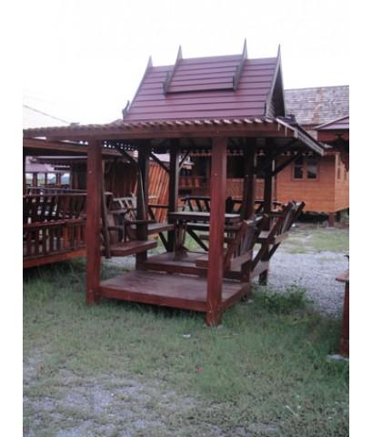 ศาลาทรงไทย
