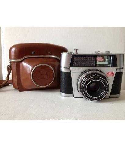 กล้องโบราณวินเทจ Paxette Ia Electromatic