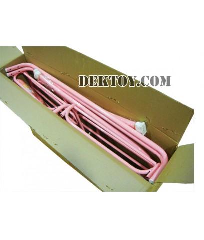 เปลเบบี้มายด์ พีจี PGB-105 สีชมพู