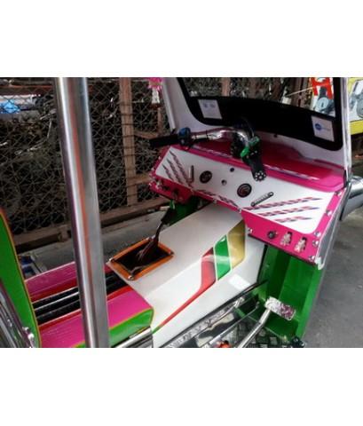 ดัดแปลงรถตุ๊กตุ๊กเครื่องยนต์น้ำมันให้เป็นรถตุ๊กตุ๊กไฟฟ้า 3 - 6 ที่นั่ง มาตรฐานกรมขนส่งทางบก
