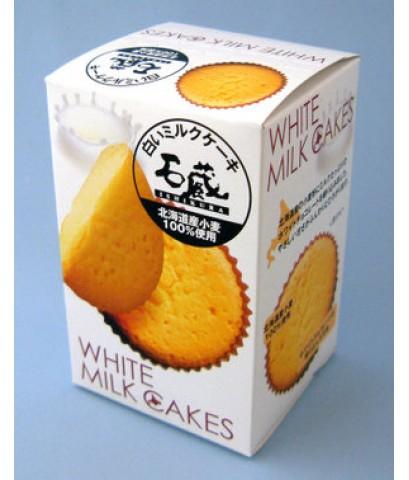 Pre Order ลงเรือ : White Milk Cakes