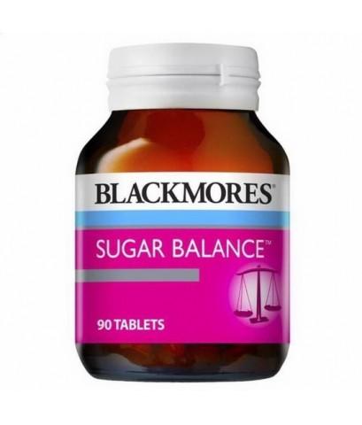 Blackmores Sugar Balance 90 เม็ด วิตามินควบคุมระดับน้ำตาลในเลือด ผู้ป่วยเบาหวานและผู้ชอบทานขนมหวาน