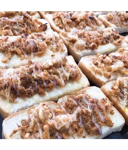 Make to Order ขนมปังกรอบหมูหยองมายองเนส