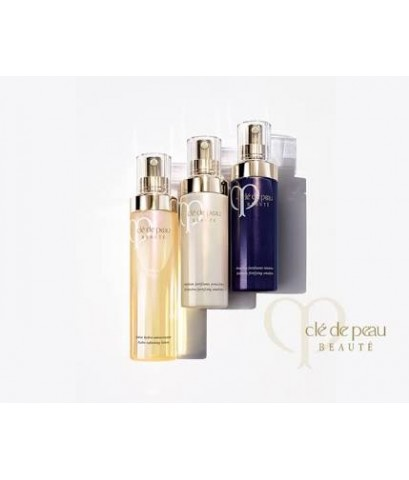 cle de peau beaute traveller exclusive ultimate daily emultion care set เซตบำรุง3ชิ้น