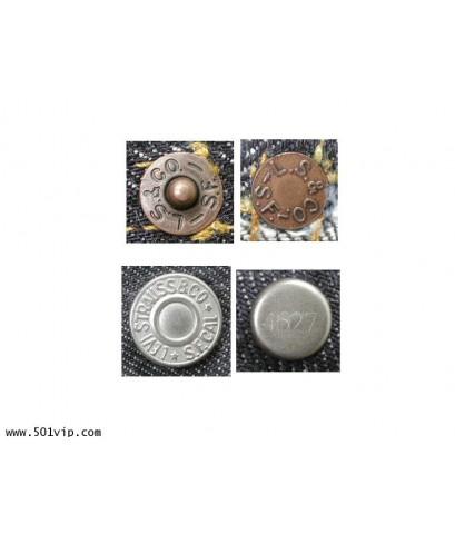 New ลีวาย ย้อนยุครุ่นปี 1954 two pocket BIG E 507 ปี 2016 ไซส L หรือ 42