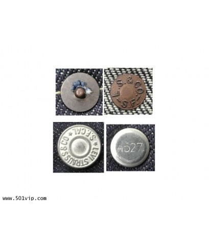 New ลีวาย ย้อนยุครุ่นปี 1936 One pocket BIG E 506 xx ปี 2016 ไซส 42 หรือ L