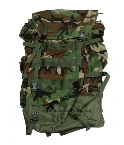 เป้ทหาร,กระเป๋าทหาร,ร็อคแซ็คโครงอลูมีเนียม,FIELD PACK, LARGE WITH INTENAL FRAME