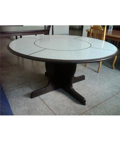 โต๊ะอาหารทรงกลม ขนาด 4-5 ฟุต