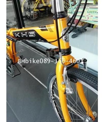 KHS F20T3F 451 สีเหลือง