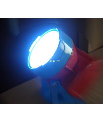 ไฟฉายคาดหัว LED 1 ดวง 2 Step