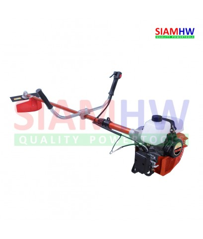 SIAMHW เครื่องตัดหญ้า Model TU43 คาร์บูฯลูกลอย (ทนทาน งานหนัก ใช้งานได้ทั้งวัน)