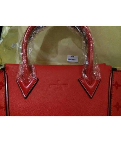 Louis Vuitton Paprika W PM Tote Bag