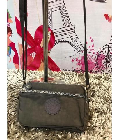 กระเป๋าเงิน Kipling Long Wallet คล้องมือปรับสะพายได้