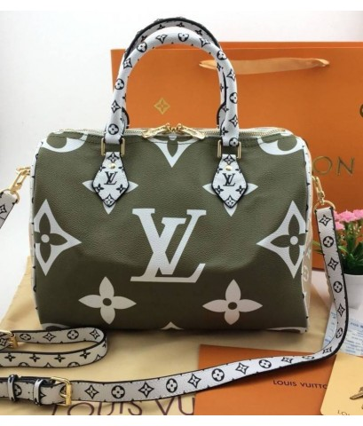 Louis Vuitton Geant speedy Bag 13