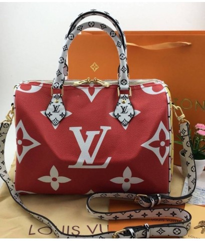 Louis Vuitton Geant speedy Bag 13