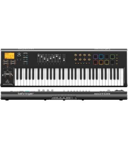 BEHRINGER MOTOR61 USB/MIDI Master Keyboard