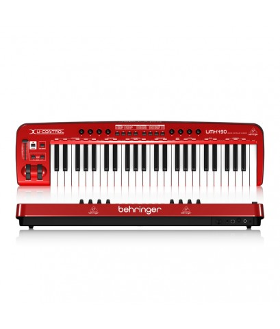 BEHRINGER UMX490 USB/MIDI Keyboard Controller