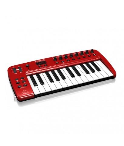 BEHRINGER UMX250 USB/MIDI Keyboard Controller
