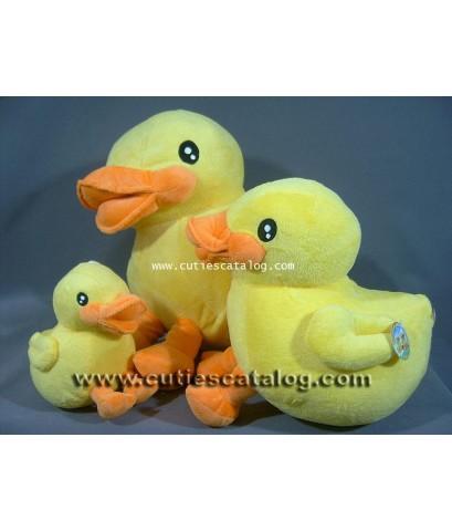 ตุ๊กตาเป็ดน้อย บี ดั๊ค B.Duck ขนาด L